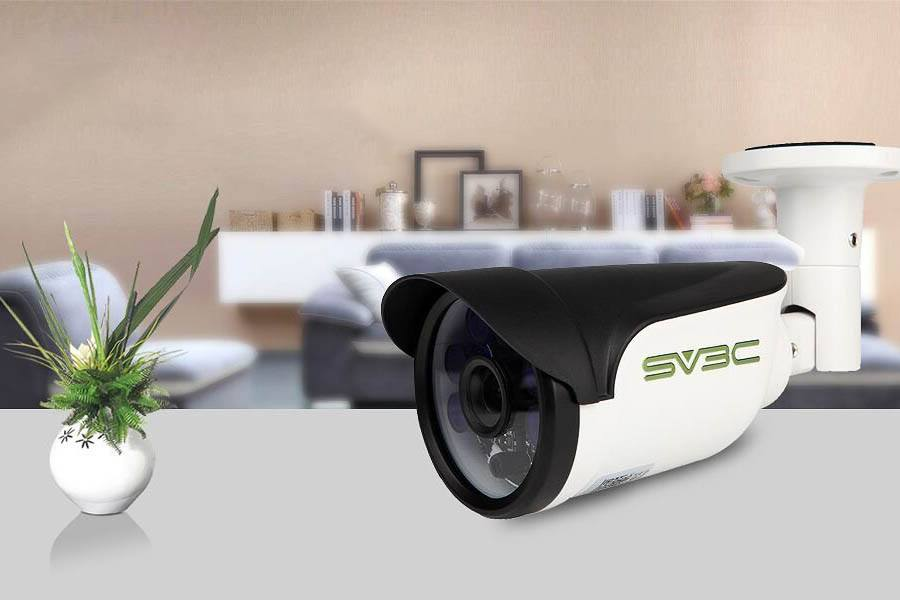 SV3C Full HD 1080P Outdoor Security Camera Review