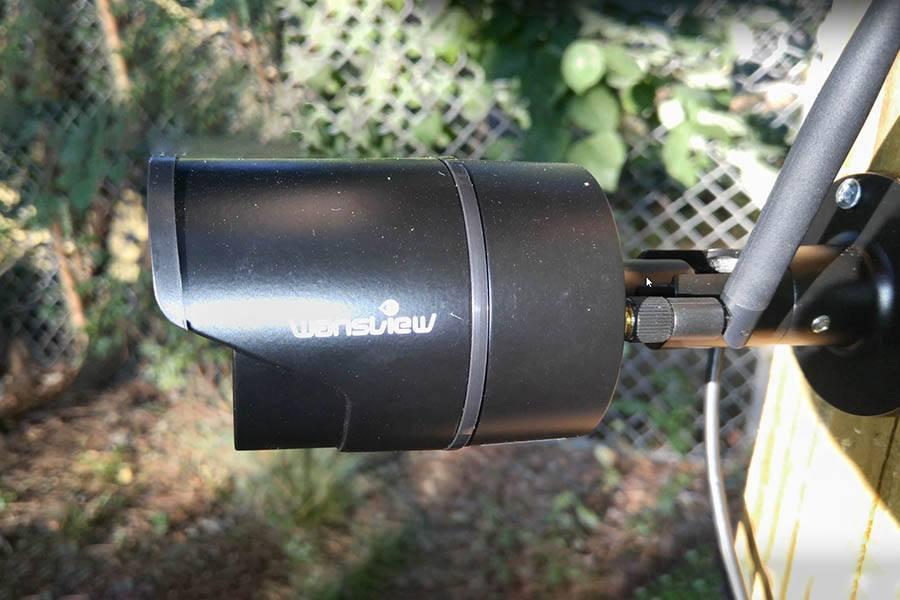 Wansview 720P Outdoor Security Camera Review | TopIPCameras com